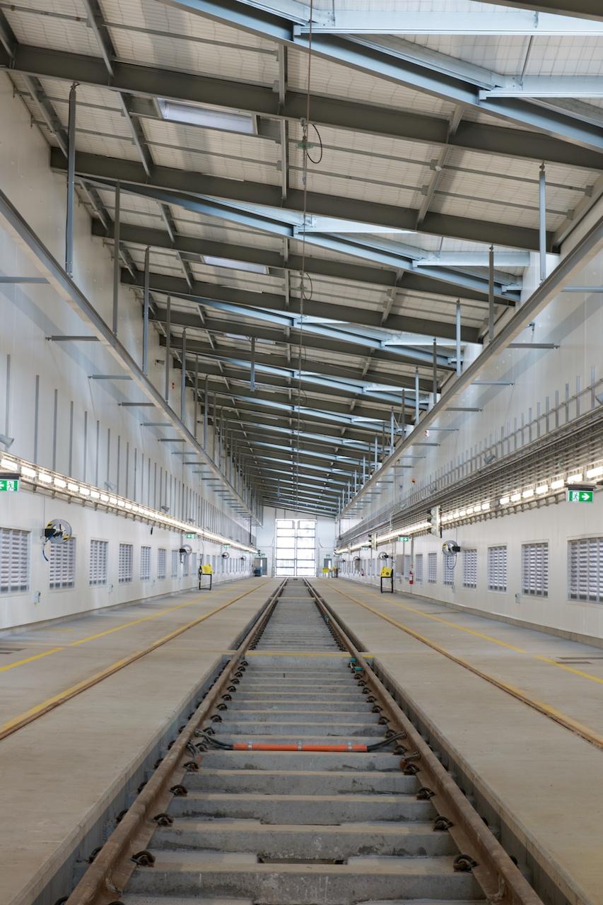 Craigieburn Train Facility