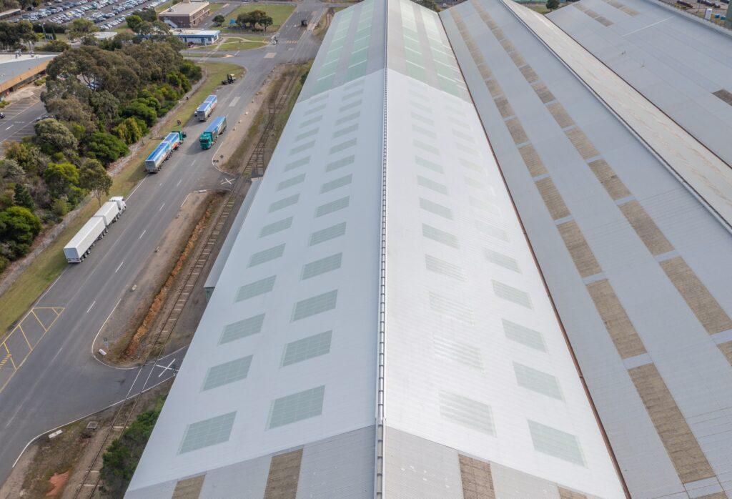 BlueScope Steel Western Port